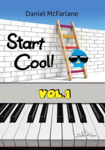 Cover Klaviernoten Start Cool Vol. 1